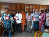 RIEH Benin, a very active group : meeting in Cotonou